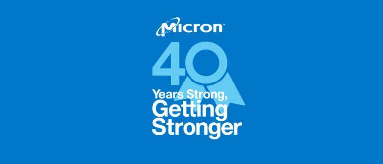 Акции-Micron