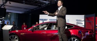 Tesla-акции