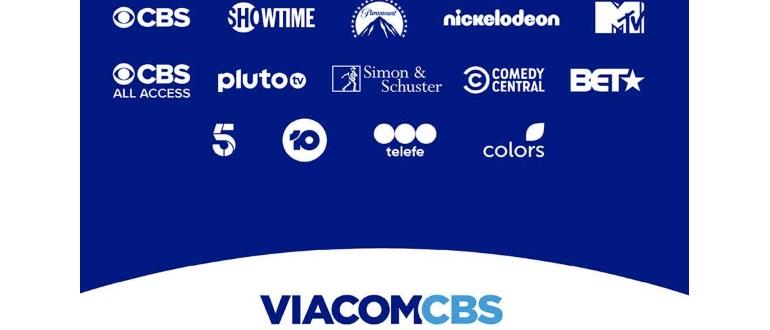 Логотип CBS Viacom