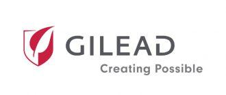 Логотип Gilead Sciences