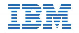 IBM-логотип
