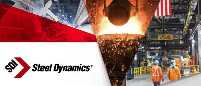 Акции-Steel-Dynamics