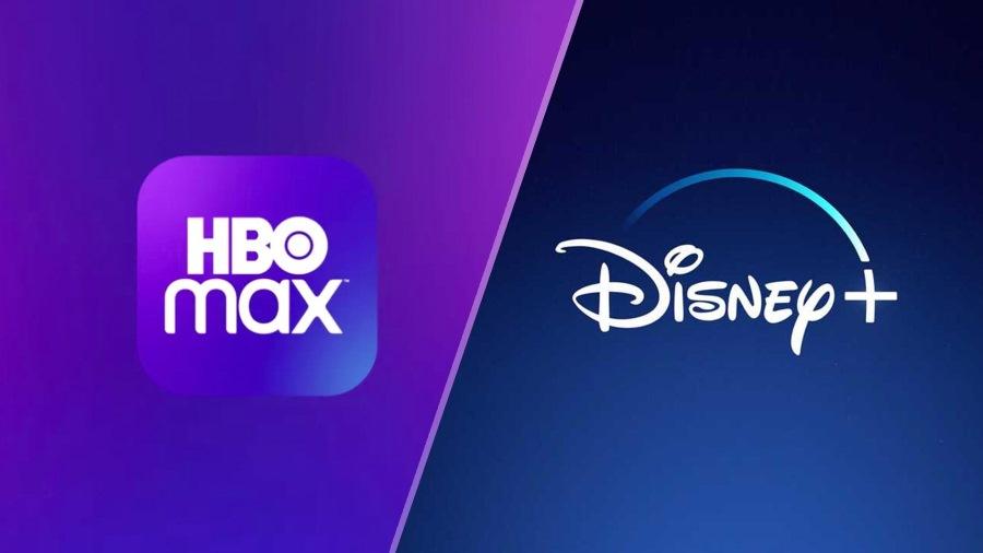HBO Max Disney+