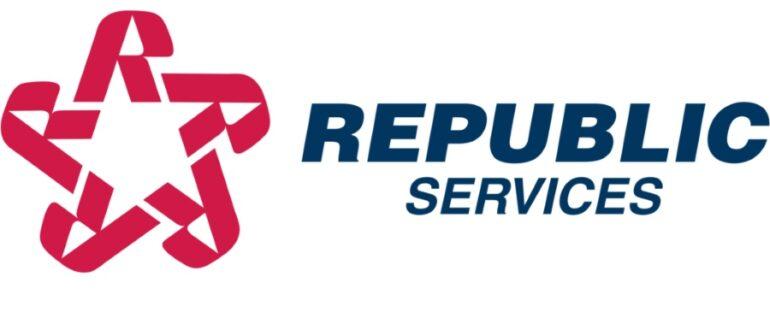 Republic-Services-Лого