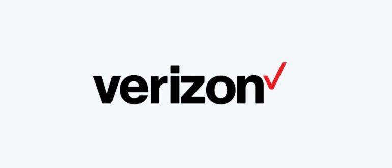 логотип verizon