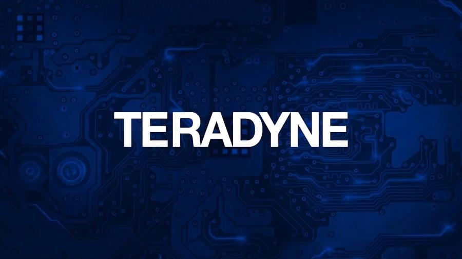 Teradyne логотип
