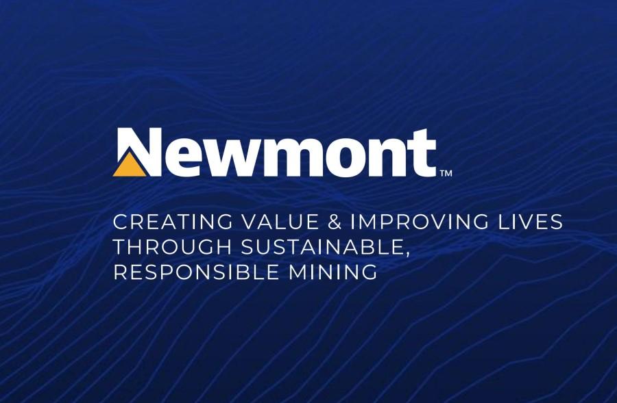 Newmont логотип