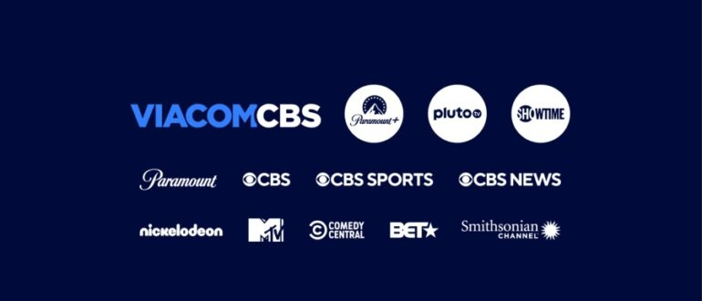 Viacom CBS бренды