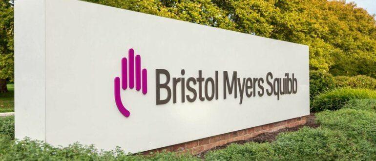 Bristol Myers логотип